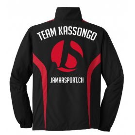 VE-JA120-Team Kassongo Jacket XL