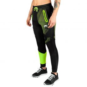 VE-03577-116-L-Venum Training Camp 2.0 Joggings - Black/Neo Yellow - For Women - Exclusive