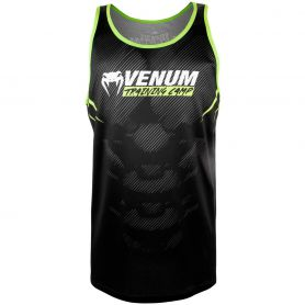 VE-03592-116-M-Venum Training Camp 2.0 Tank Top - Black/Neo Yellow