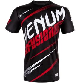 VE-03106-001-XXL-VENUM ENFUSION LIVE DRY TECH T-SHIRT - BLACK