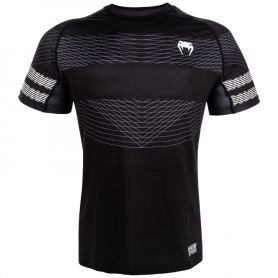 VE-03514-001-XL-Venum Club 182 Dry Tech T-shirt - Black