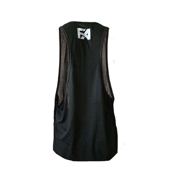 FA0034-B-L-Swiss Edition, Tell Muscle Shirt - Unisex